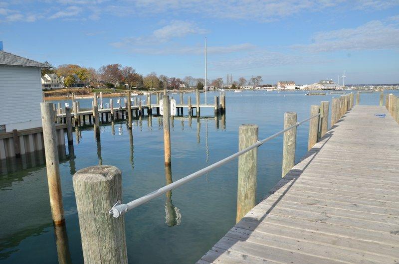 View of Dering Harbor