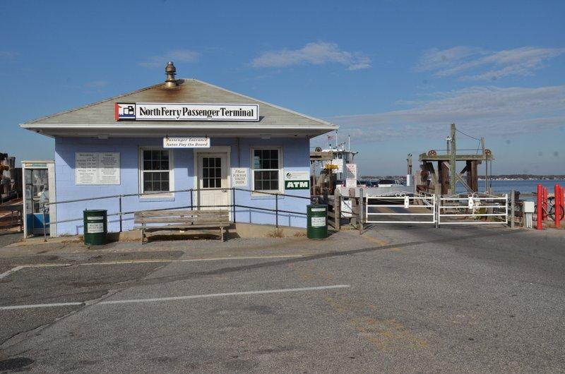 North Ferry Terminal