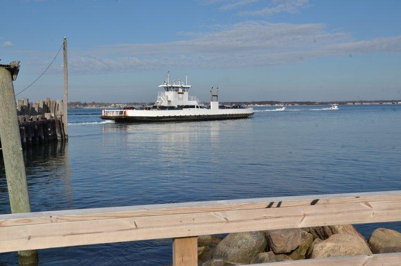 North Ferry