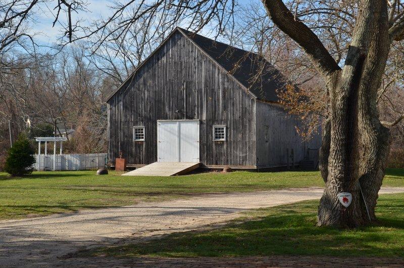 Havens House Barn